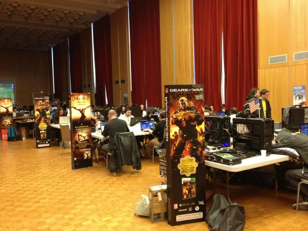 La Normand'Geek 01, notre première LAN Party se déroulant au Havre.